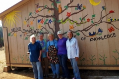 Conservation Action 10 - Mandela Day Conservation Mural