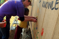 Conservation Action 9 - Mandela Day Conservation Mural